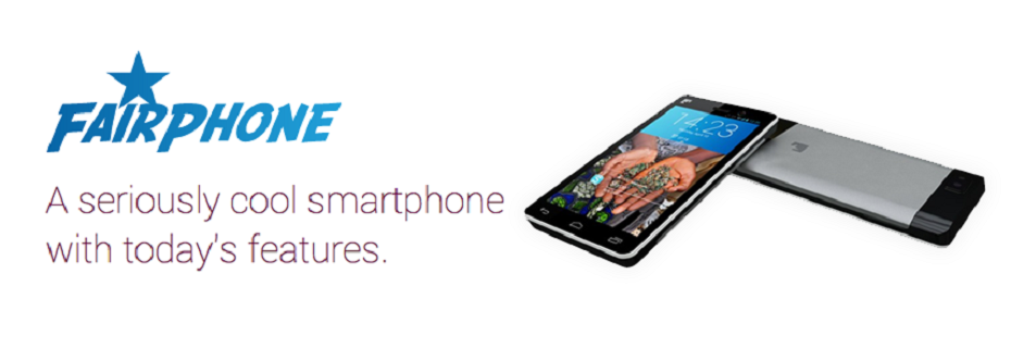 Fairphone:  A seriously cool smartphone with today's features